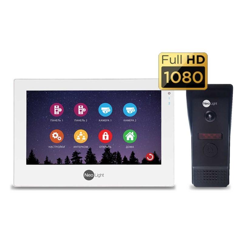 Домофон NeoLight PARIS FULL HD 1080