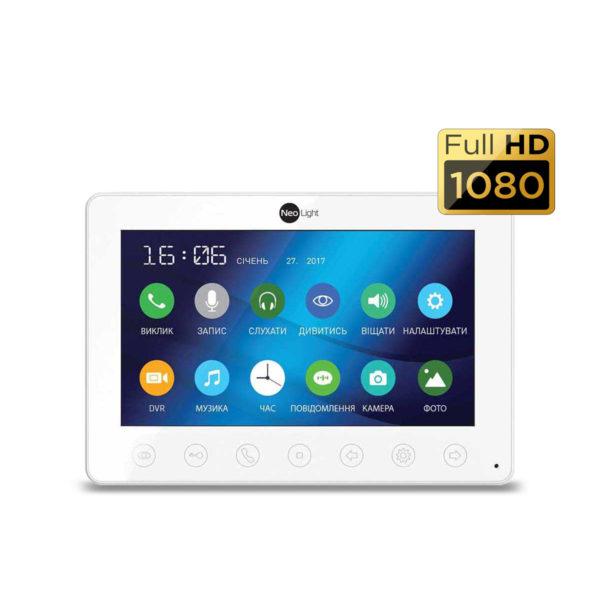 Відеодомофон NeoLight OMEGA + HD